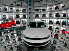 automated parking systems uk